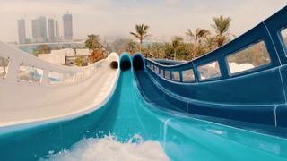 Jungle Bay Waterpark - Le Méridien & The Westin Dubai Mina Seyahi Beach Resort & Marina