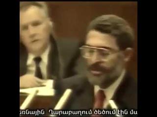 армянская пословица:с блядью по блядьски  «Горбачев - паршивый предатель»