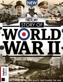 Future s Series All About History - The Story of World War II