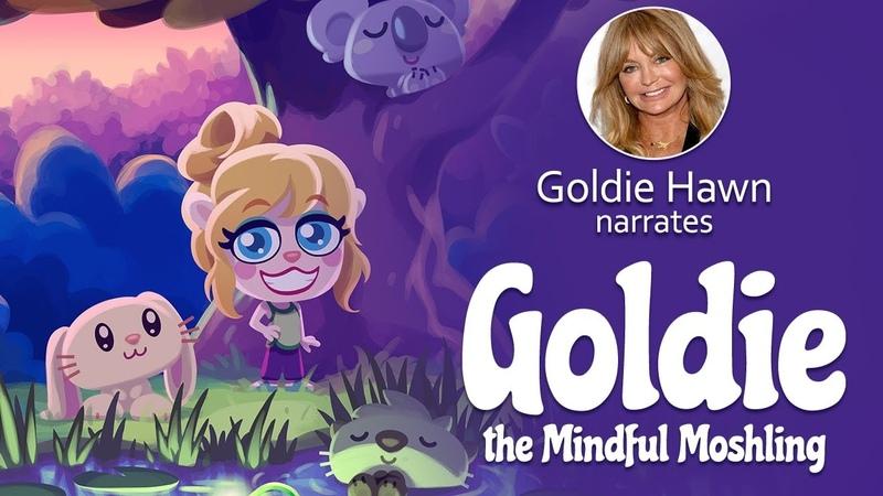 Goldie the Mindful Moshling | Moshi Twilight Sleep Stories