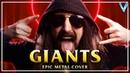 True Damage - GIANTS (League of Legends) [EPIC METAL COVER] (Little V)
