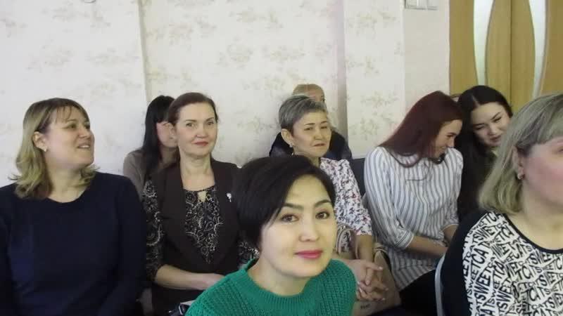 мастер класс в 378 детском саду Русское чудо сибирские валенки 0390
