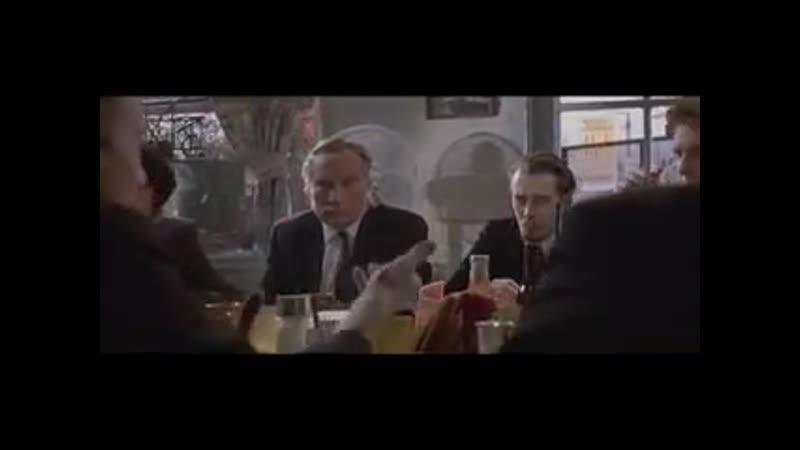 Reservoir Dogs Бешеные псы Обсуждение песни Мадонны Like a Virgin