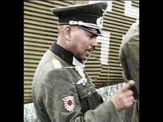 Germany's WW2 Japanese Legion