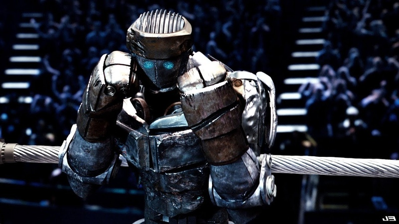 Within Temptation - Demon's Fate (Real Steel) Unofficial video HD