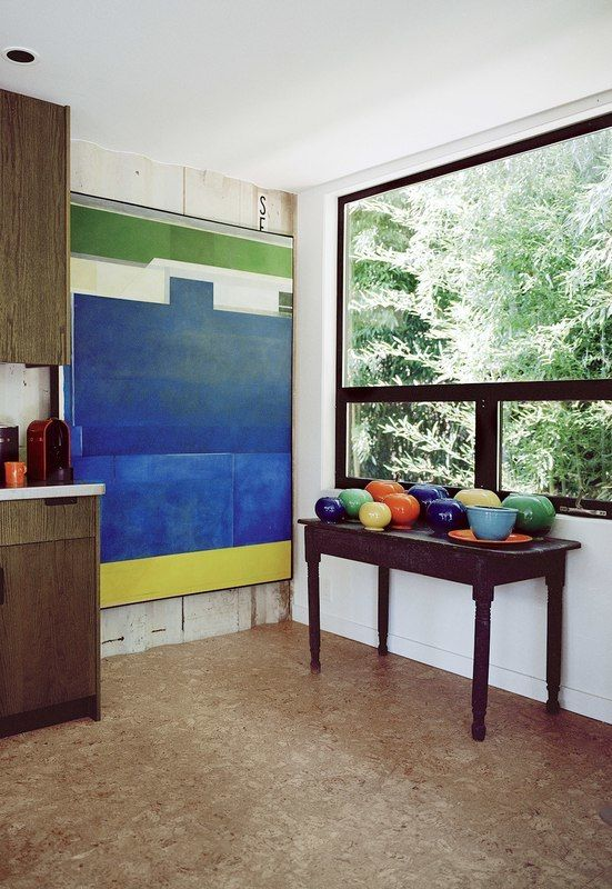 the home of Martha Moseley and Bill Mathesius in Pennsylvania Embraces