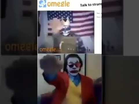 Gypsycrusader's encounter with a fellow chad omegle