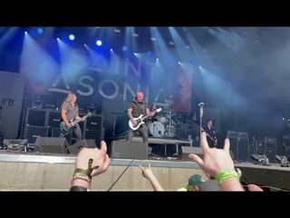 Saint Asonia - I Hate Everything About You (Live At RockFest 2021)