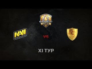 WGL GS NAVI vs CGT 1 Season 2014 Round 11
