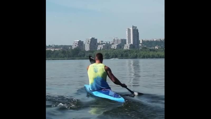 Чемпіонат України з веслування покажуть на національних каналах