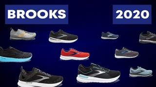 Brooks Беговые кроссовки 2020. Обзор и Сравнение моделей. Ghost 13 vs Glycerin 18 vs Levitate 4
