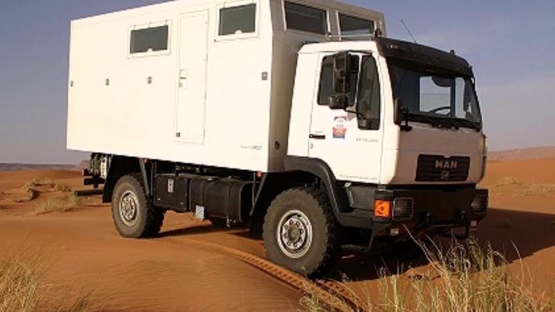 Unicat terracross 46 RV