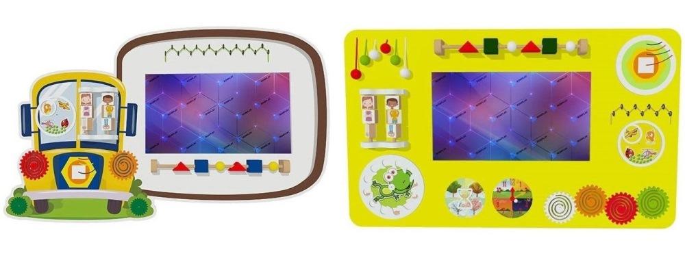 Интерактивные бизиборды для детских садов