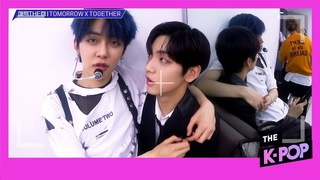 191105 TOMORROW X TOGETHER, Charming the cam [BEHIND THE SHOW 191105]