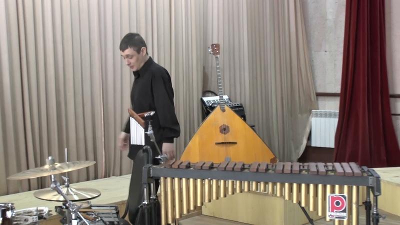 Знакомство с инструментами оркестра Группа ударных