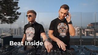 Beat Inside - Live @ Radio Intense Ukraine  [Progressive House/Melodic Techno DJ Mix]