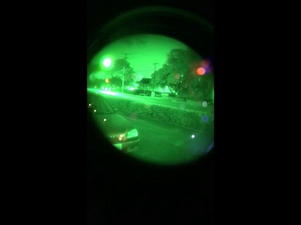 Gen. 3 Pinnacle Autogated PVS-14 Video Test