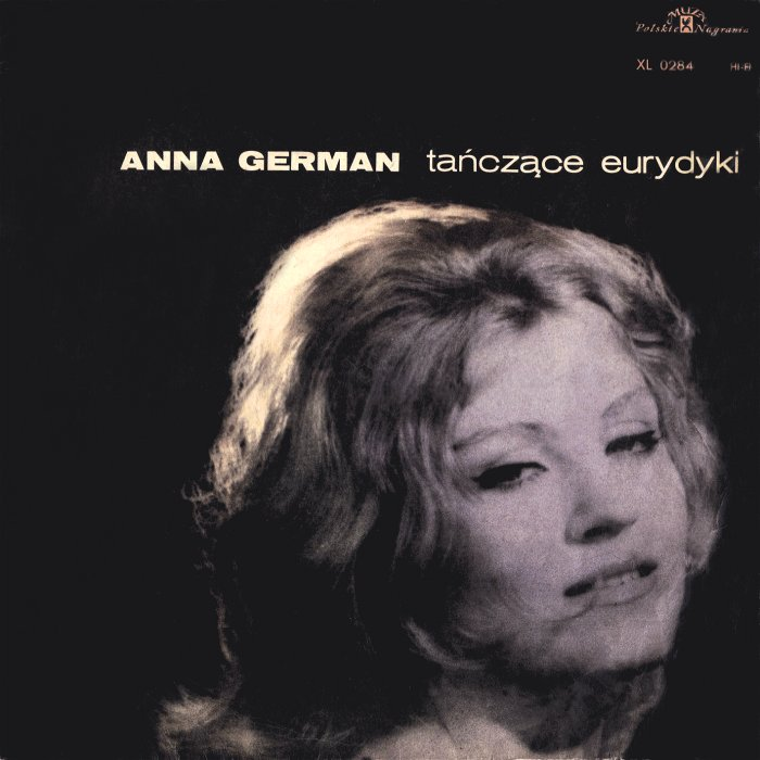 Anna German album Tańczące Eurydyki