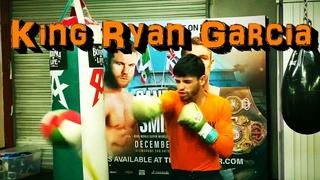 Ryan Garcia Boxing Training Motivation HD