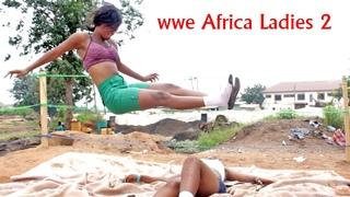 Fonsi Love Ended in the Ring, wwe Africa ladies 2, Ronda Rousey Vs Nikki Bella