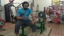 Məşq № 65 Sinədən 120 kilonu 2 dəfə qaldırdım 28 05 2019 Ateks Motivator