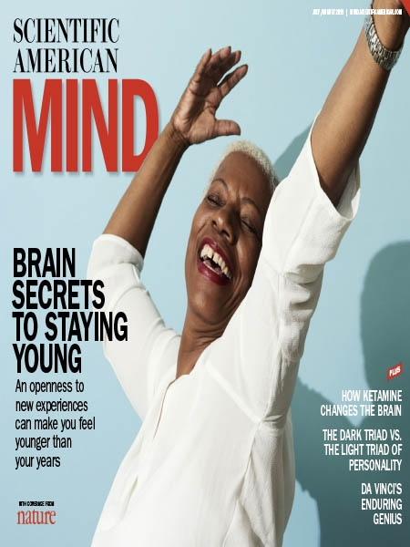 Scientific American MIND 07.08 2019