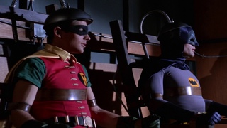 Robin! My Boy! Do Not Be Afraid Of The Joker! I Will Not Give You Up! This Old Pervert!