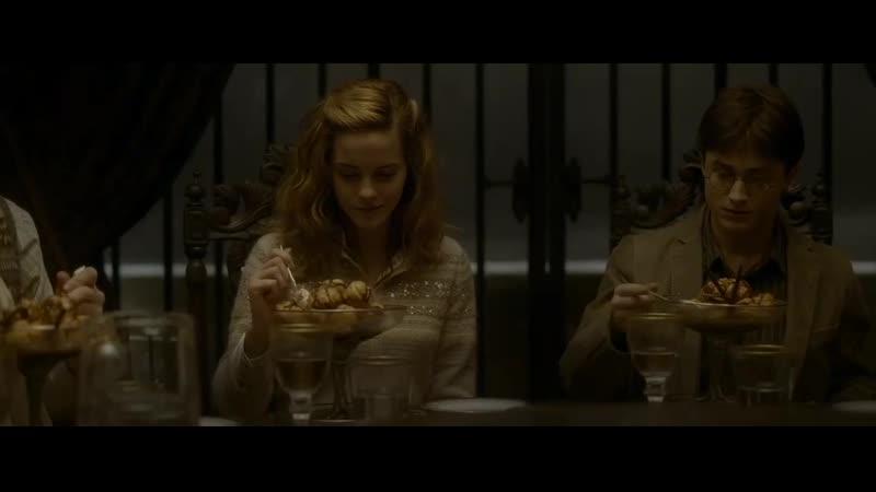 Slughorn's dinner Harry Potter and the Half Blood Prince 2009 David Yates
