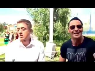 Алексей Макаров и Стас Костюшкин
