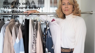 Haul, try on. What's new in my wardrobe