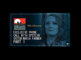 Epstein-Opfer Maria Farmer Interview TEIL 1| Ghislane Maxwell, Ivana Trump & Lady Diana