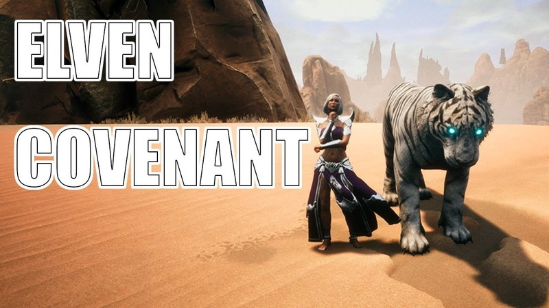 Age of Calamitous Elven Covenant
