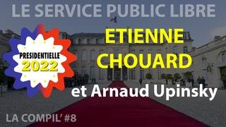 PRÉSIDENTIELLE 2022 avec Etienne Chouard