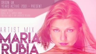 Maria Rubia (Fragma) - Artist Mix