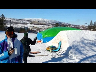 HPI Savage flux winter jump