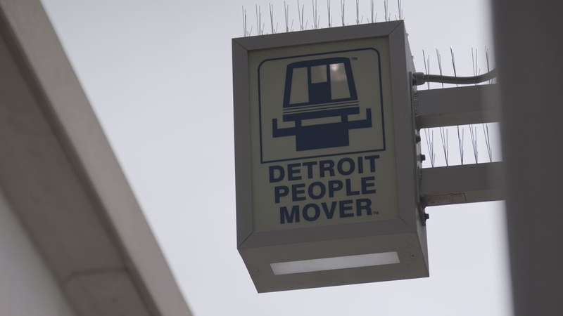 Squarepusher Detroit People Mover Official Video