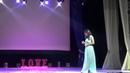 Выступление Ксении на благотворительном концерте ДЕНЬ СЕМЬИ, ЛЮБВИ И ВЕРНОСТИ