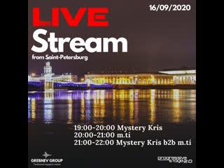 Mystery Kris      Live Stream  Progressive Stage 2.0