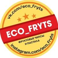 ECO_FRYTS  Фруктовые чипсы и пастила