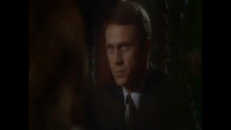 Detektiv Bullitt 1968 фрагмент фильма