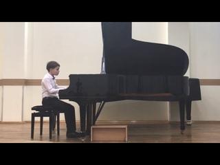 Эдвард Григ. Поэтическая картинка,  Op.3 No.  Grieg. Poetic Tone Picture E-moll, Op.3 No. 1.