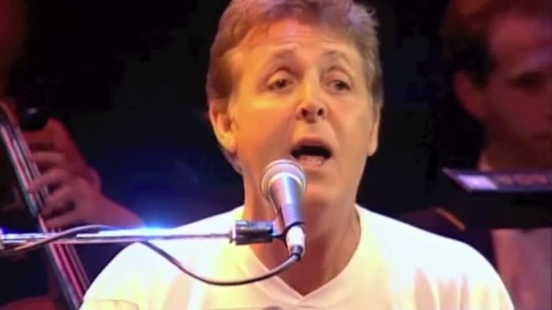 Paul McCartney Hey Jude feat Elton John Clapton Sting Knopfler Phil Collins
