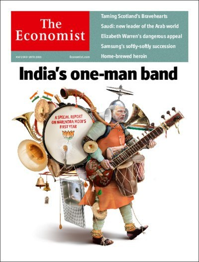 The Economist - Audio Edition (May 23rd, 2015)