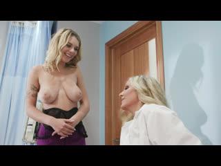 Julia ann, gabbie carter big tit milf doctor fucks her new nurse with big natural tits | lesbian лесбиянки порно