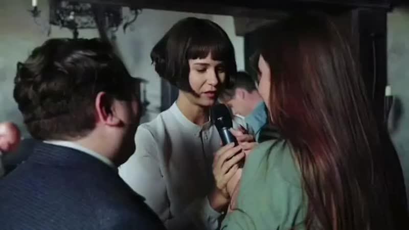 Эли и Дэн о съёмках Преступления Гриндевальда