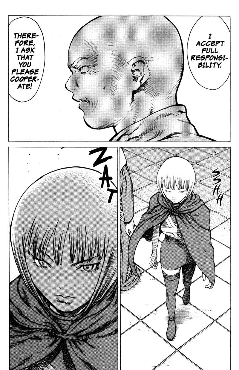 Claymore, Chapter 8, image #9