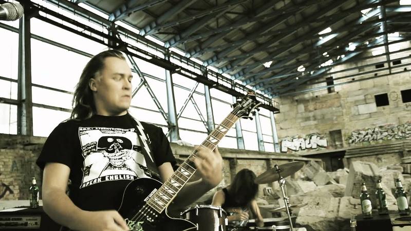 Crusher S k atanic Ride Thrash metal Ukraine