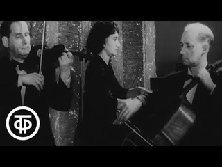 П.Булахов. Элегия. Поет Эльмира Жерздева (1965)
