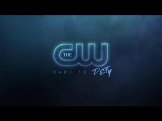 The CW: Super Season Starts October 9