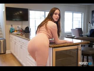 Скромная девушка отдаётся  покупателю (Hazel Moore,инцест,milf,минет,секс,анал,мамку,сиськи,brazzers,PornHub,порно,зрелую)